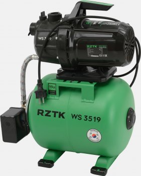 Автоматическая насосная станция RZTK WS 3519