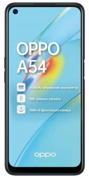Мобильный телефон OPPO A54 4/64GB Black