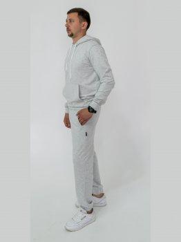 Спортивний костюм Kodor Everyday Move КС0304 Сірий меланж