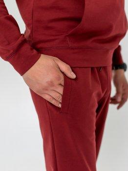 Спортивный костюм Kodor Everyday Move КС0405 Бордовый