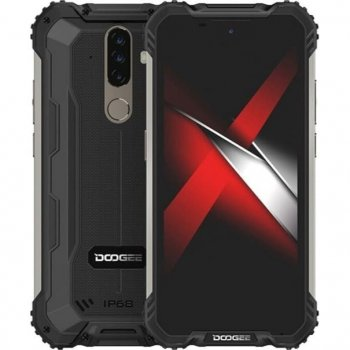 Защищенный смартфон Doogee S58 pro ip68 6/64gb black
