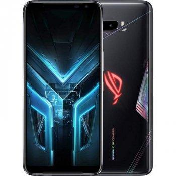 Смартфон ASUS ROG Phone 3 Strix 8/128GB Black (90AI0031-M00010) Snapdragon 865 Plus