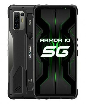 Защищенный смартфон Ulefone Armor 10 ip68 8/128gb Black