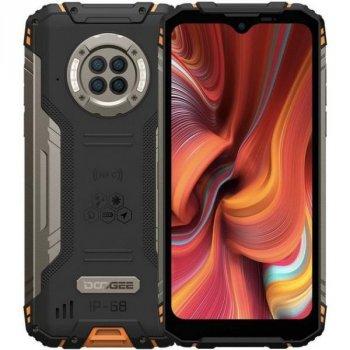 Защищенный смартфон Doogee S96 Pro 8/128GB Black-оrange