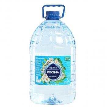 Упаковка артезианской питьевой воды Росяна, 6л х 4