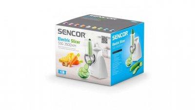 Электрический слайсер Sencor SSG 3500 WH (JS742)