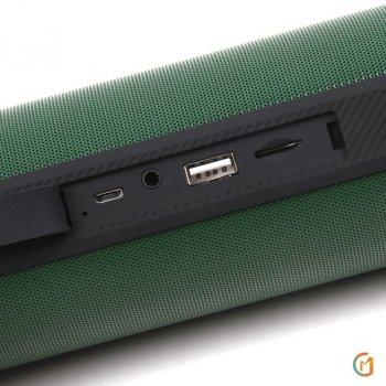 Bluetooth колонка Somho S327 green