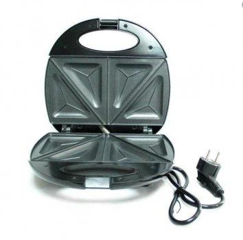 Багатофункціональний пристрій Crownberg CB-1071 3 в 1 гриль Сендвичница вафельница