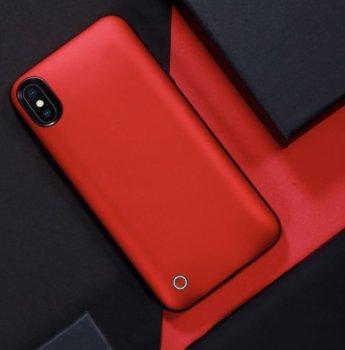 Чохол-акумулятор WK Design Junen 4500mAh Red для iPhone XR