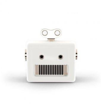 Портативная акустика 3Life Robot White