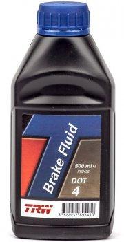 Жидкость тормозная TRW DOT4 0,5л