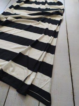 Сарафан Esmara черный + белый (1001088)