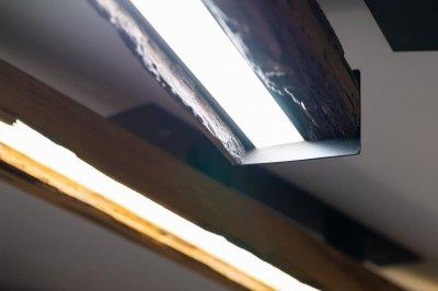Світильник Крутотут Стара Балка Підвисний Світлодіодний 1570 мм