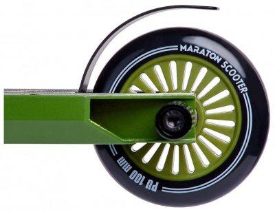 Трюкової Самокат Maraton Extreme 100 мм Original хакі 2021