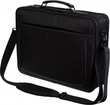 "Сумка для ноутбука Continent 17"" Black (СС-899)"