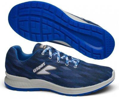 летние мужские кроссовки Grisport 42801 Air Flow сине-голубой
