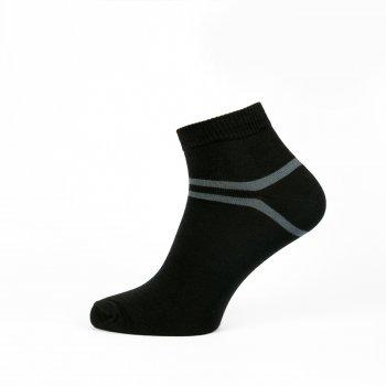 Носки Нова пара 431 короткая высота ,спорт Чорный