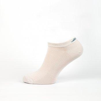 Носки Нова пара 430У летние, укороченная высота, цвет-молочный