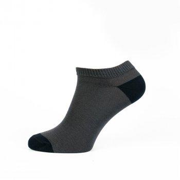 Носки мужские Нова пара укороченная высота без еластану 435 темно-серый