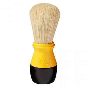Помазок для гоління Omega 40099 кабан (Жовтий)