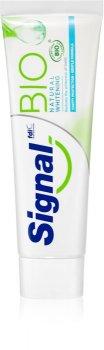 Экологически чистая отбеливающая зубная паста SIGNAL Bio Natural Whitening 75мл