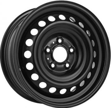 Magnetto 16007 Nissan Qashqai / Tiida B R16 W6.5 PCD5x114.3 ET40 DIA66.1 Black