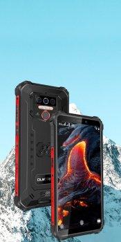 Защищенный мобильный телефон OUKITEL W5 pro 64+4GB