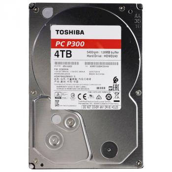 "Жорсткий диск 3,5"" 4TB Toshiba P300 (HDWD240UZSVA)"
