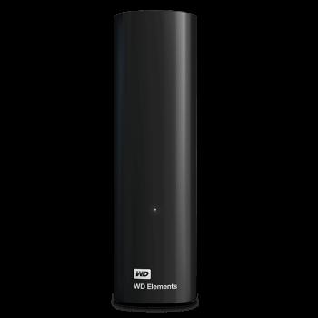 Внешний жесткий диск 3,5″ 10TB WD Elements Desktop (WDBWLG0100HBK-EESN) USB 3.0 Black