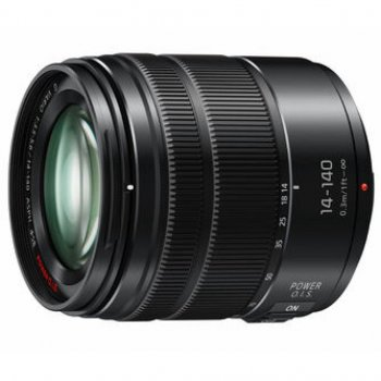 Об'єктив PANASONIC Micro 4/3 Lens 14-140mm f/3.5-5.6 ASPH. POWER O. I. S. Lumix G (H-FSA14140E)