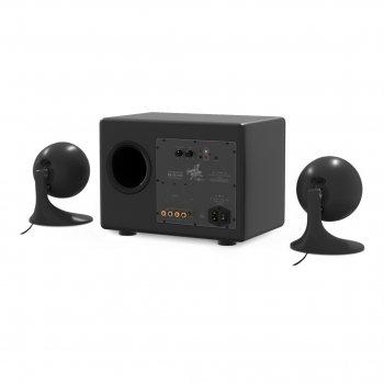 Аудіосистема Evolution EvoSound Sphere Black