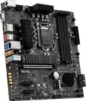 Материнська плата MSI B560M Pro-VDH Wi-Fi (s1200, Intel B560, PCI-Ex16)