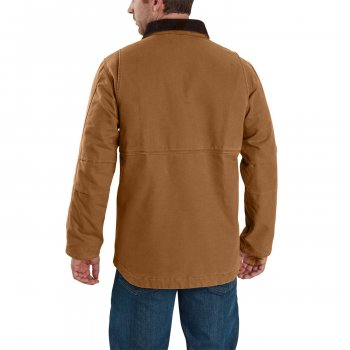 Куртка Carhartt 103283 Full Swing Traditional Coat - Insulated, Factory Seconds Carhartt Brown (11322886)