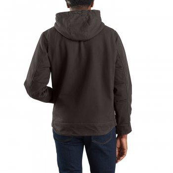 Куртка Carhartt 104392 Bartlett - Sherpa Lined, Factory Seconds (For Big and Tall Men) Dark Brown (11382015)