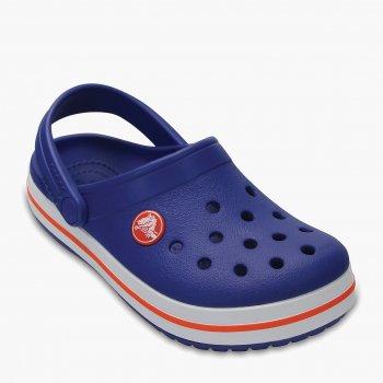 Сабо Crocs Kids' Jibbitz Crocband Clog 204537-4O5 Cerulean Blue