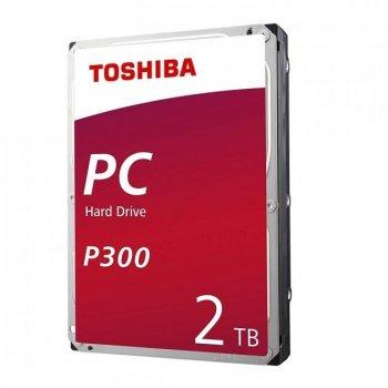 Жорстку диск HDD 2TB Toshiba P300 (HDWD220UZSVA)