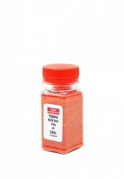 Черовона кров'яна сіль Klebrig флакон 100 г Гексаціаноферат(III) калію ЧР.КРСЛ-0,1