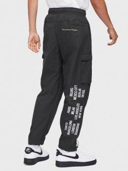 Спортивні штани Nike M Nsw Wvn Cargo Pant Wtour DD0886-010 Чорні