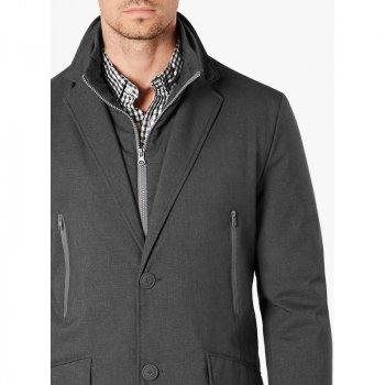 Мужская непромокаемая куртка Tommy Hilfiger ROBERAR000 серая