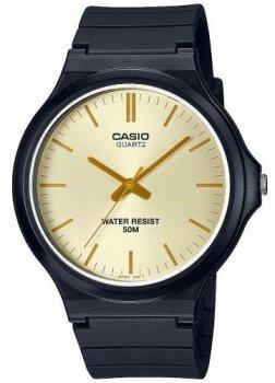 Чоловічі наручні годинники Casio MW-240-9E3VEF