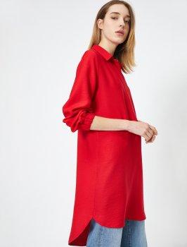 Блузка Koton 0KAK68025PW-410 Red