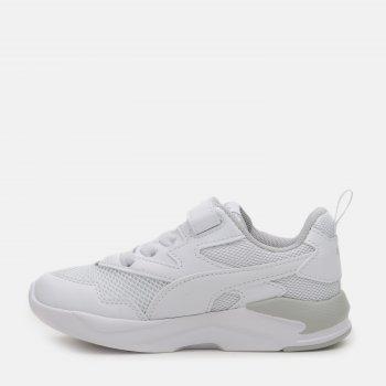 Кроссовки Puma X-Ray Lite AC PS 37439502 White/White-Gray/Violet-Silver