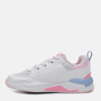Кроссовки Puma X-Ray 2 Square AC PS 37419208 Puma White-Puma White-Pink Lady-Forever Blue