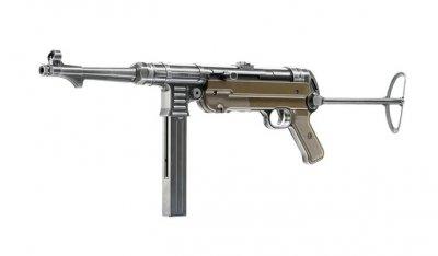 Пістолет пневматичний Umarex Legends MP German Legacy Edition (5.8325)