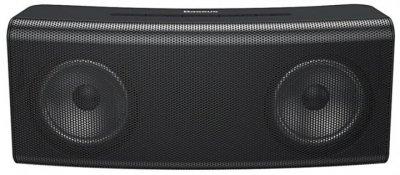 Портативна Bluetooth колонка Baseus Encok Wireless Speaker E08 з підсвічуванням Black (NGE08-01)