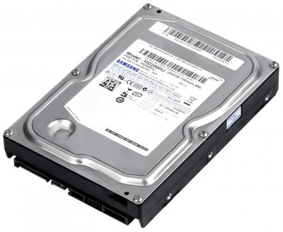 Жесткий диск Samsung 200GB HD200HJ Б/У