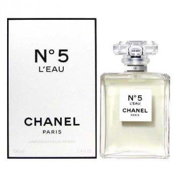 Парфюмированная вода для женщин Chanel NO.5 L'EAU 100 ML EDT (тестер)