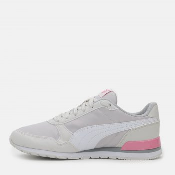 Кроссовки Puma St Runner V2 Nl Jr 36529328 Nimbus Cloud-White-Sachet Pink