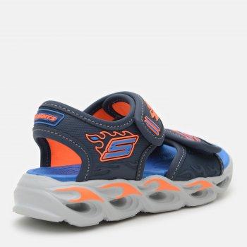 Сандалии Skechers 400109L NVOR Темно-синие