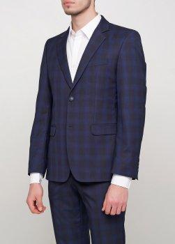 Чоловічий костюм Mia-Style MIA-300/01 темно-синій